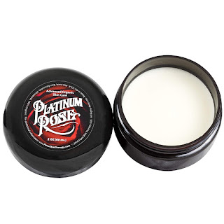 Platinum Rose Tattoo Butter for Before, During, and After the Tattoo Process