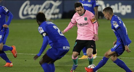 Getafe vs Barcelona – Highlights