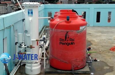 filter air pantai indah kapuk pik