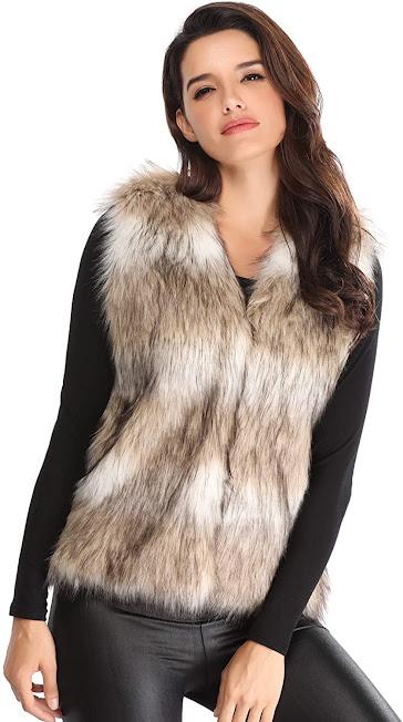 Best Quality Women's Faux Fur Vest