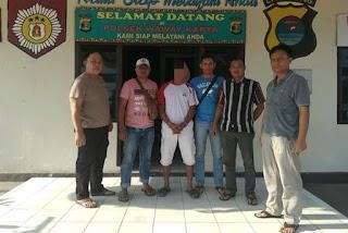Tekab 308 Polsek Waway Karya: Ciduk DPO Curas di Wilayah Tangerang