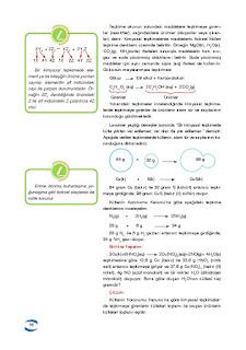 10. Sınıf Kimya Ders Kitabı Cevapları Uygun Basım Yayınları Sayfa 15