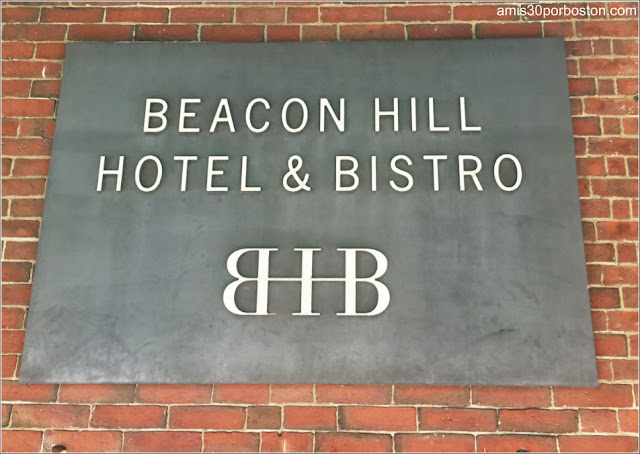 Dine Out Boston Agosto 2016: Beacon Hill Bistro