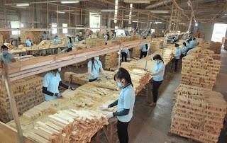 Việt Nam đã nhập khẩu gỗ từ Hoa Kỳ trị giá 265 triệu đô la