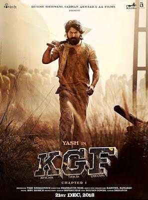 KGF 2018 Hindi 480p 300MB Movie Download