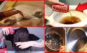 استعمالات الكوكاكولا العجيبة