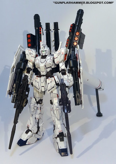 RG 1/144 Full Armor Unicorn Gundam RX-0 Realgrade no paint