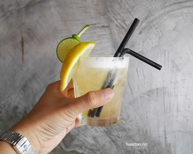 Whiskey Sour - RM22