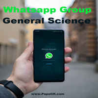 General Science Whatsapp Group Link List