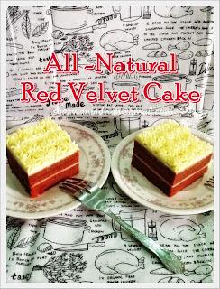 Http Www Sophistimom Com Red Velvet Cake All Natural No Red Dye