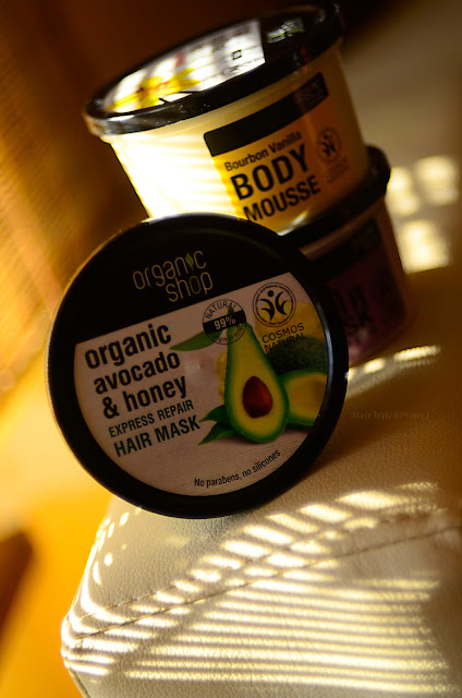 kosmetyki | natural | organic shop |odżywka | maska