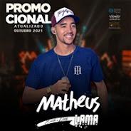 Matheus Lama - CD PROMOCIONAL OUTUBRO 2021
