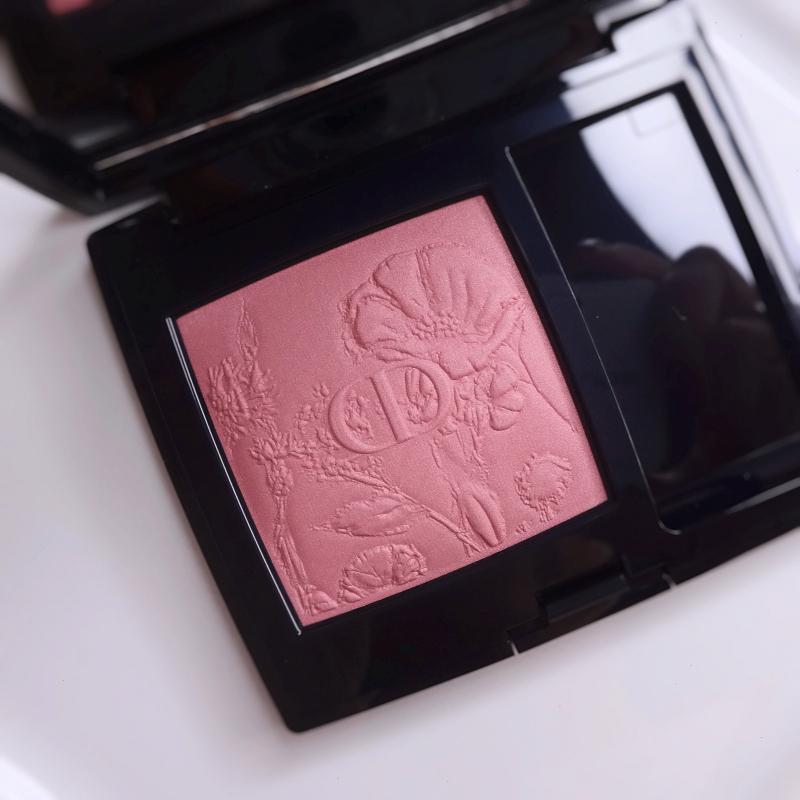 Dior LE Millefiori (361) blush swatch
