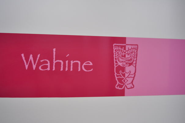 20+ Of The Most Creative Bathroom Signs Ever - The Maori Word For Women (at Ardea-ausbildungszentrum Nuremberg Germany)