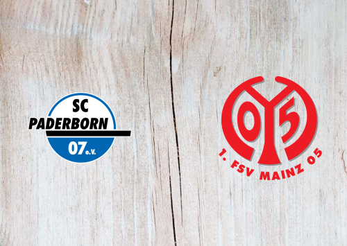 Paderborn vs Mainz 05 -Highlights 5 October 2019