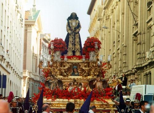 Resultado de imagen de HERMANDAD DE JESÚS DE MEDINACELI DE MADRID