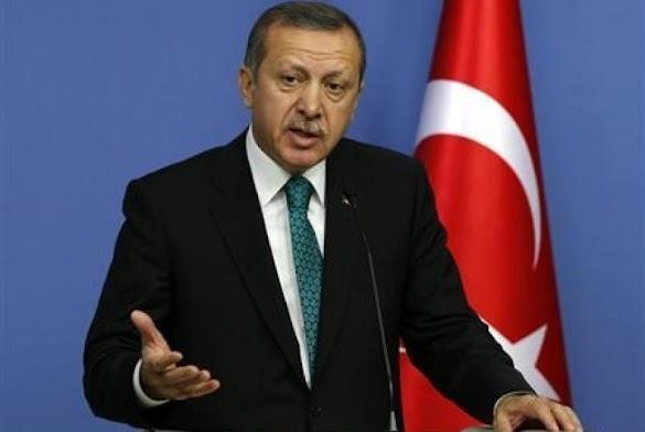 Erdogan: PBB Telah Berakhir