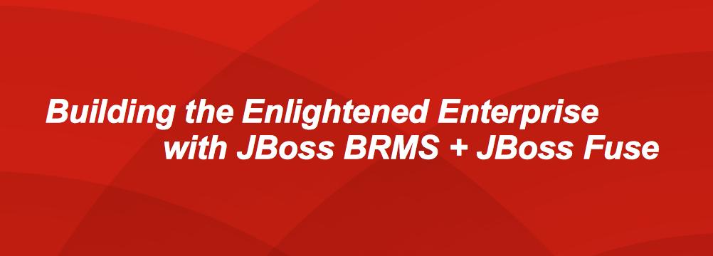 Eric D  Schabell: Enhancing your JBoss Integration with JBoss BRMS