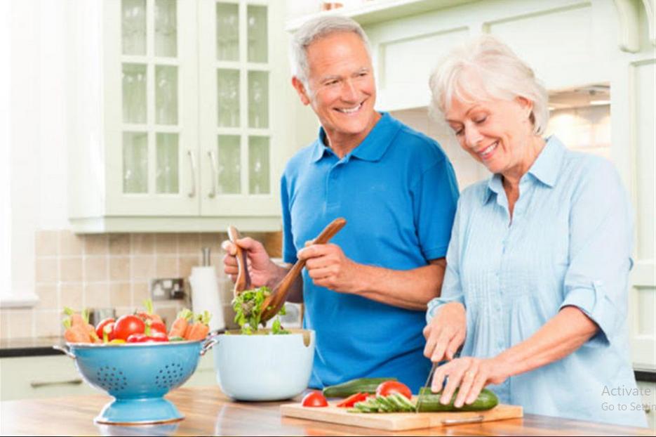 تغذية كبار السن
