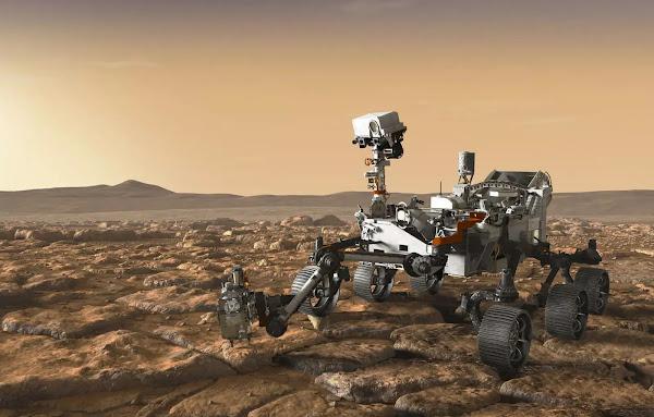 Rover Perseverance já em Marte e faz história