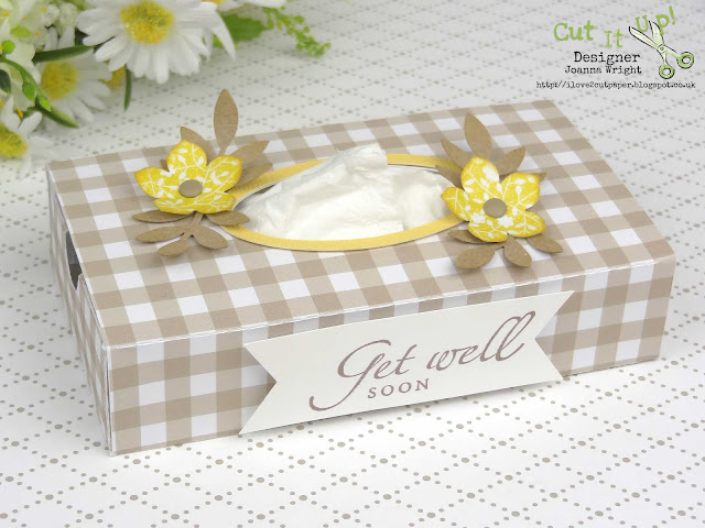 Cut It Up Challenge Blog, tissue box, tissue box cutting file, ilove2cutpaper, LD, Lettering Delights, Pazzles, Pazzles Inspiration, Pazzles Inspiration Vue, Inspiration Vue, svg, cutting files, templates,