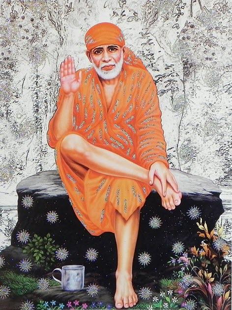 Shirdi Sai Baba Pic