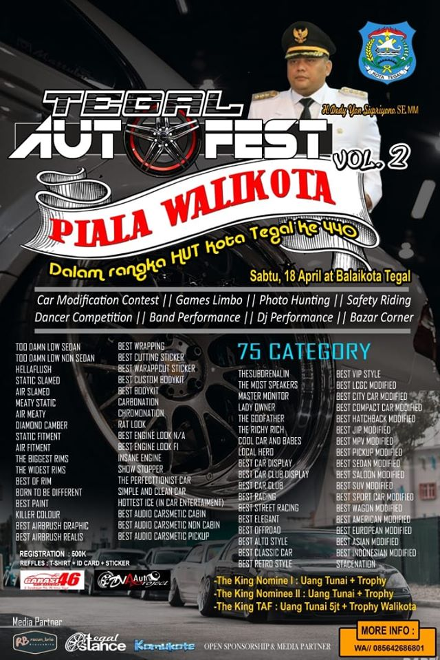 Tegal AutoFest2020