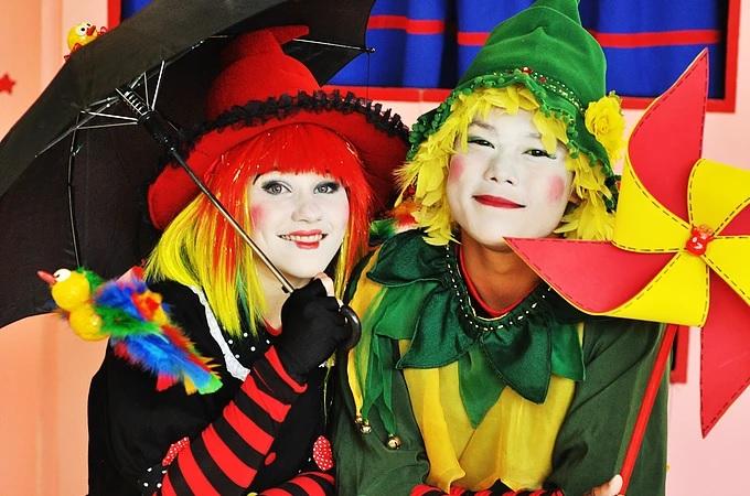 """Nos dias 26 e 27 de maio, a Troupe da Fantasia apresenta duas novas peças  para divertir a criançada  """"1, 2, 3 Brincando de Circo com Vocês"""" e  """"Colorindo a ... f9db164cb0"""