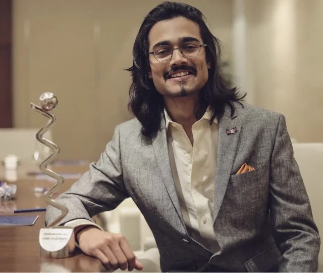 Bhuvan Bam win game changer of the year awards in 2017
