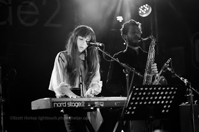 Julia Holter live in Brighton