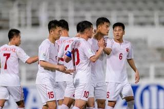 Hà Nội FC, CLB Hà Nội, AFC Cup 2019, CLB 25.4, 25.4 SC,HLV Chu Đình Nghiêm, Hùng Dũng, Đức Huy, Triều Tiên, bóng đá Việt Nam