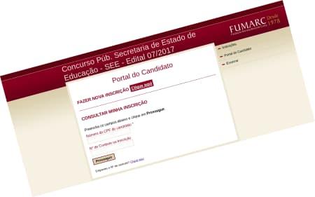 Isenção da Taxa de Inscrição Concurso Professor 2018 MG