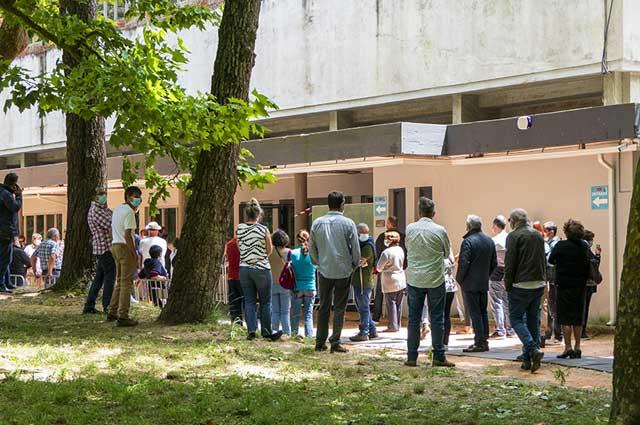 Vaccination Center, Portugal
