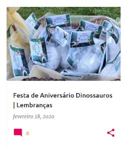Ovos de dinossauro DIY