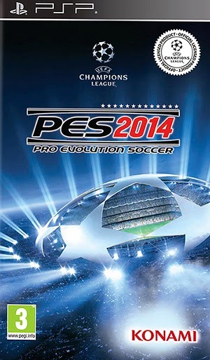 Pro Evolution Soccer 2014 PSP Oyun Full