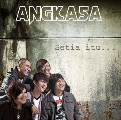 Kumpulan Lagu Angkasa Band Full Album