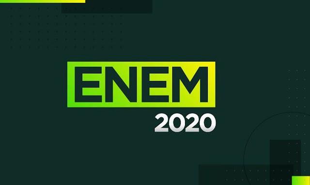 Tudo pronto para a realização do Enem 2020 neste domingo