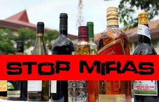 Bahaya Dan Efek Samping Dari Minuman Beralkohol