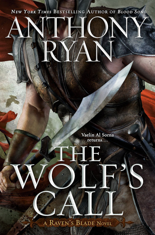 Review: The Wolf's Call by Anthony Ryan
