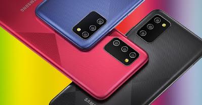 سامسونج جالاكسي Samsung Galaxy M02s