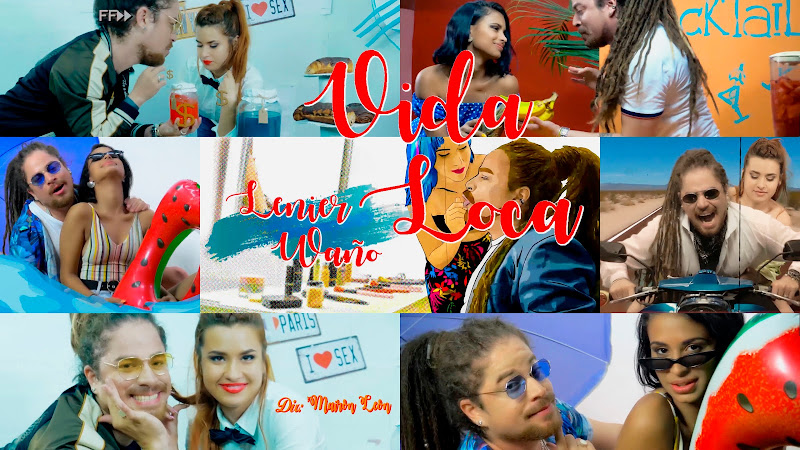 Lenier Waño -  ¨Vida Loca¨ - Videoclip - Director: Mairon León Chuvrevich. Portal Del Vídeo Clip Cubano. Música cubana. CUBA.