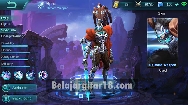 Hero Fighter Mobile legends