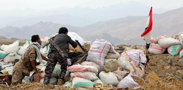 قوات صالح تعلن سيطرتها الكاملة على محافظتين استراتيجيتين