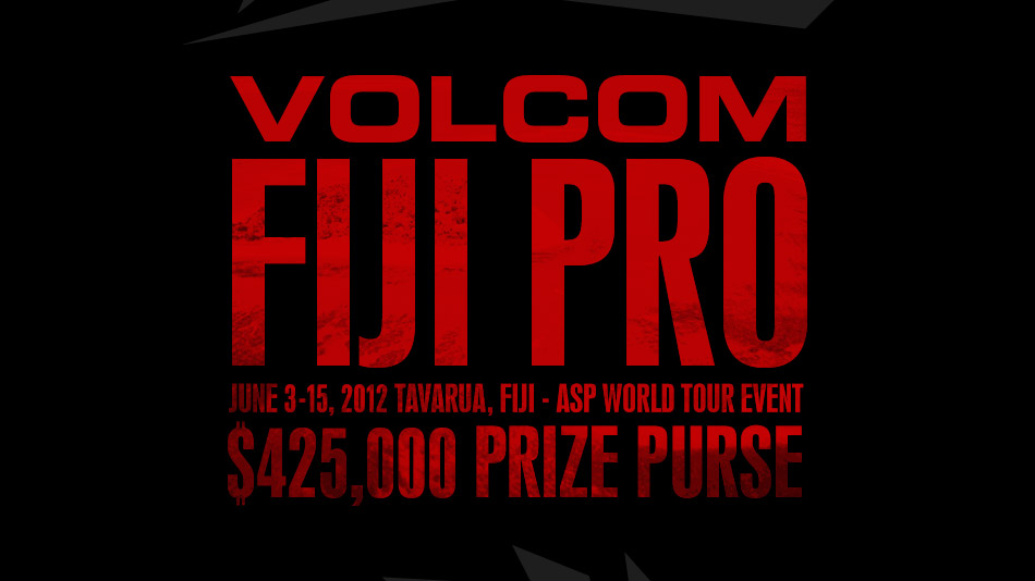 Pioneers Board Shop » Volcom Fiji Pro Recap and Fantasy Surfer Update