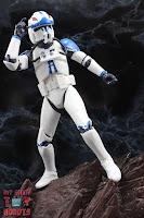 Star Wars Black Series Clone Pilot Hawk 16