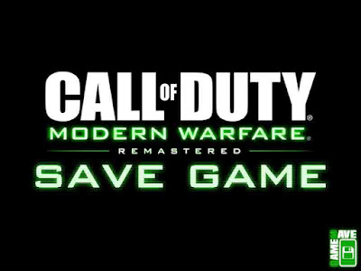 cod mwr save game