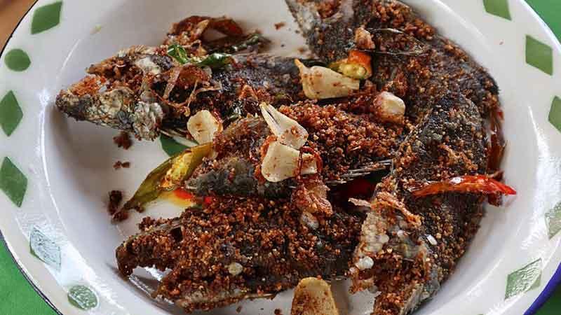 Makanan Khas Barabai