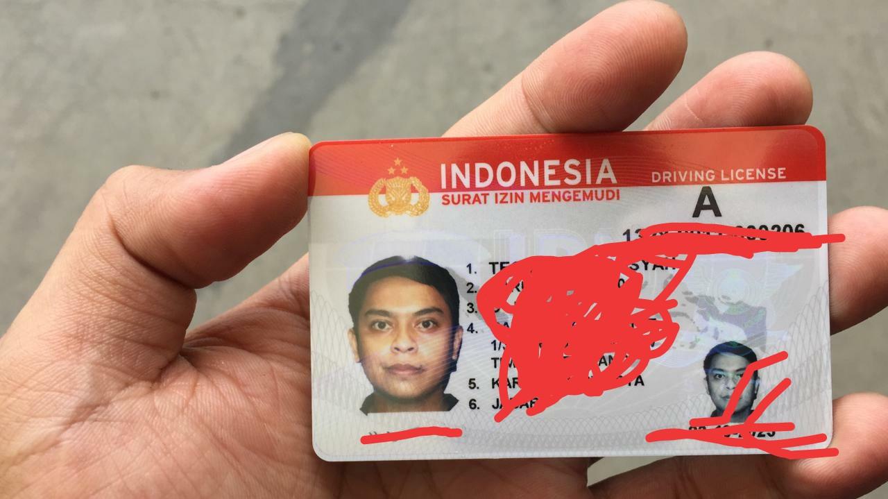 Bikin SIM A Online Sesuai Alamat Domisili Baru Tanpa Cabut ...