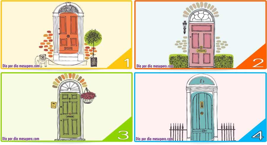 Test: ¿Cuál puerta eliges?