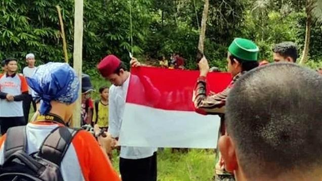 Pesan Ustaz Somad di HUT RI: Jangan Pisahkan Nasionalisme dengan Pekik Allahuakbar